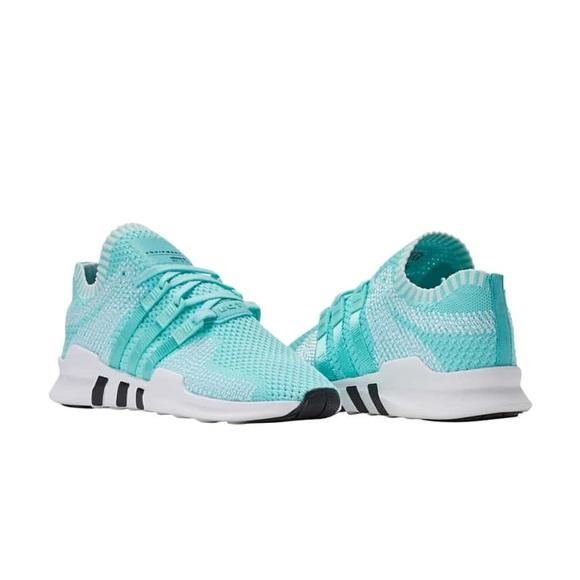 Adidas Eqt Teal Primeknit Sneakers